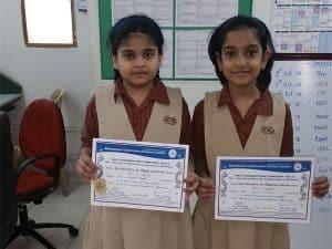 Janhavi-Nayak-and-Rujula-Sarnaik – Pisharoti Essay Competition