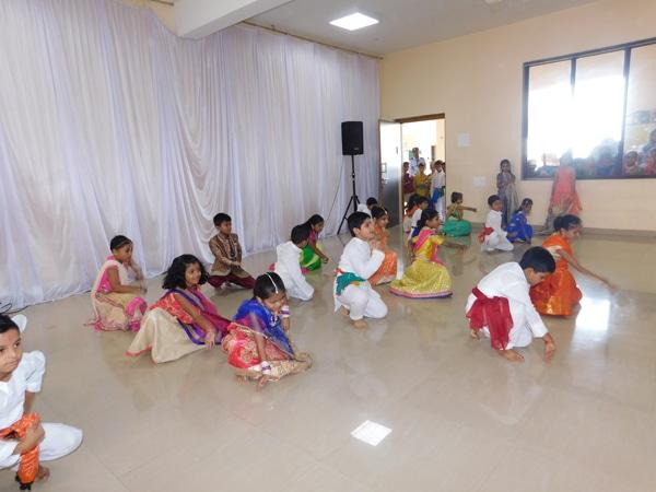 Krishna Janmashtami - Kaveri International School