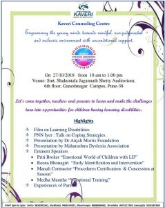 Counselling Center - Empowering young minds